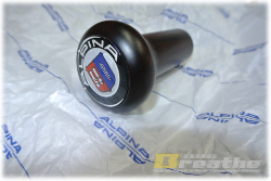 光ってるのと、光ってないの。now on sale!(ALPINA Schaltknopf for BMW E30)