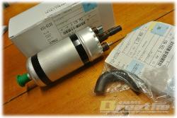 BMW E30 FUELポンプ交換の準備。
