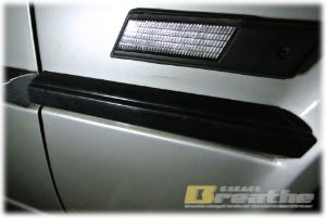 BMW E30 ここはクリップだけでは、部品は無いようです。