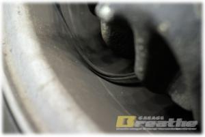 BMW E30 14インチ純正ホイールが一番注意です。