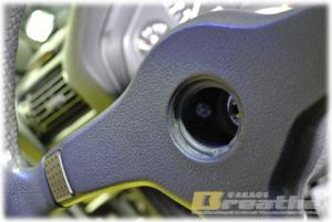 BMW E30 ハンドル周りで大きな音がする件。