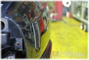 BMW E30 M3 ショートストローク化