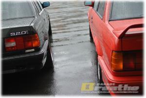 BMW E30によくある事は、黒4にも起こります。