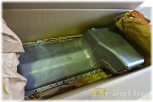 BMW E30 M20 エンジンOILパン&ガスケット交換
