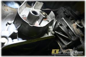 BMW E30 M20エンジン フロント側OIL等の交換
