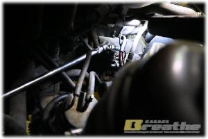 BMW E30 セル外しの鬼