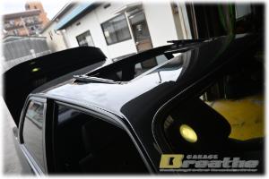 BMW E30 ひっさしぶりのサンルーフガスケット交換。