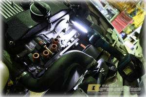 BMW E30 M3 カムOILシールなどの交換