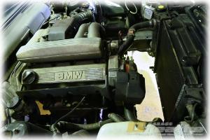 何年振りのM40エンジンタイミングベルト