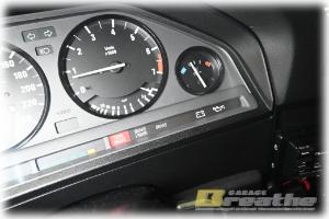 BMW E30 パーキング警告灯が消えない。