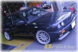 From mie garage breathe bmw e30 for Garage specialiste bmw 77